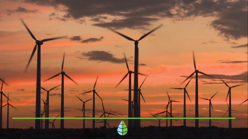 molinos eólicos energía ecológica