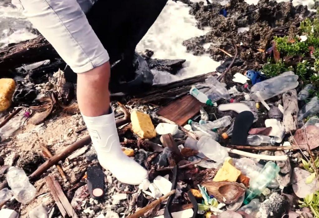 plasticos de un solo uso mar