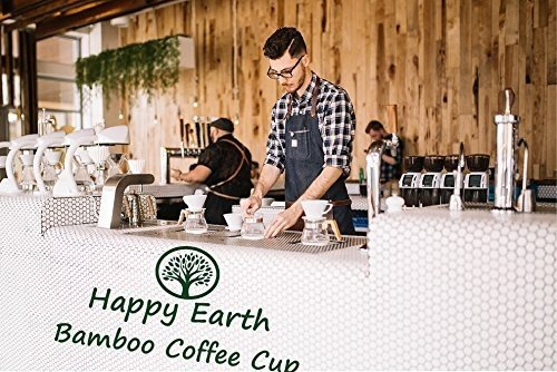 Taza happy earth