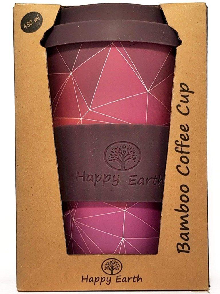 Tazas de bambú ecológico - El café mas respetuoso