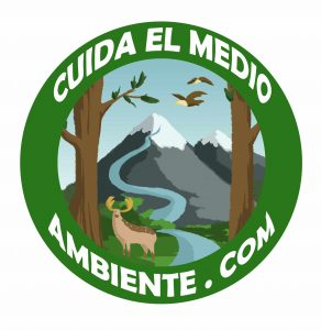 Cuida el medio ambiente logo