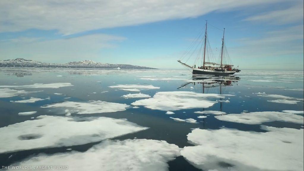 cambio climático en el ártico