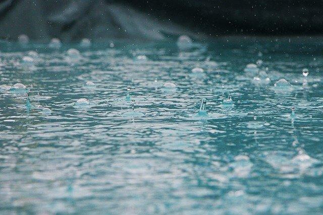 gota fría en el mar menor