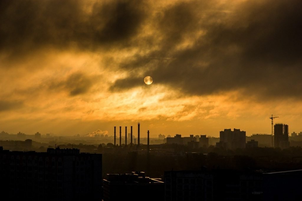 ¿Qué es la contaminación de la atmósfera?