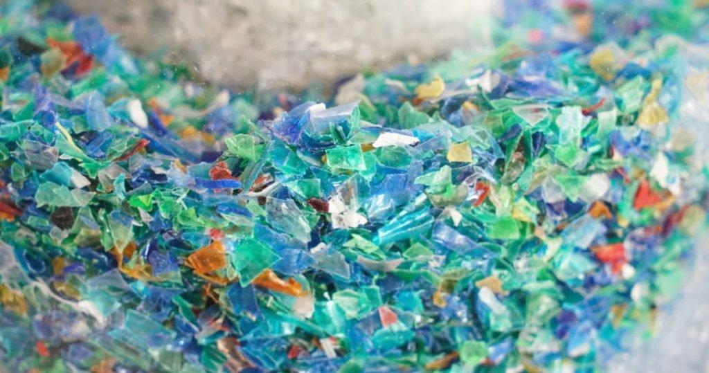 La Isla de plástico del Pacífico,【un nuevo gran continente】