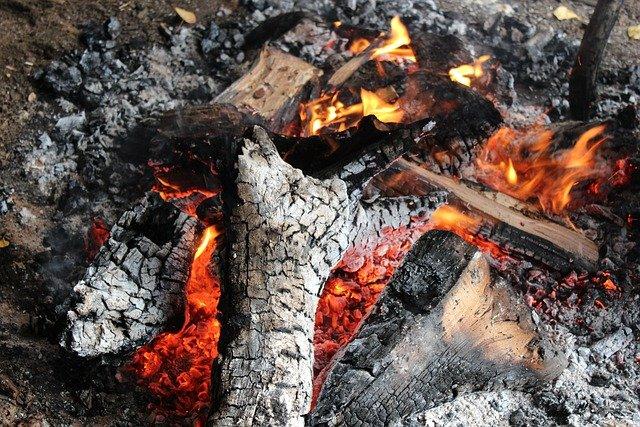 La biomasa se utiliza para la obtención de calor