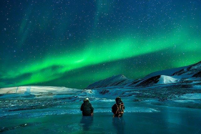 microplásticos en el ártico